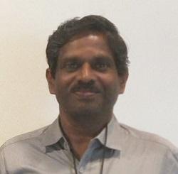 Prof. K.C James Raju